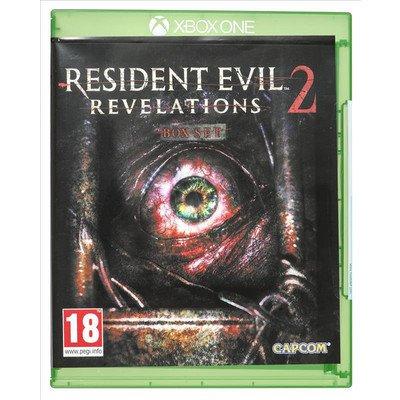 Gra Xbox ONE Resident Evil Revelations 2