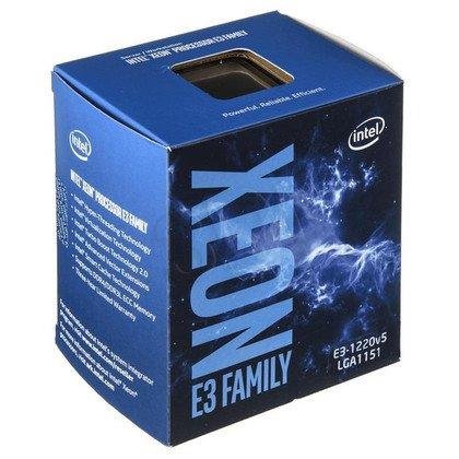 Procesor Intel Xeon E3-1220V5 3000MHz 1151 Box
