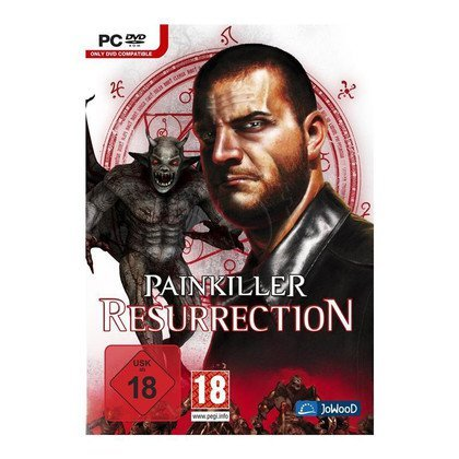 Gra PC Painkiller: Resurrection (klucz do pobrania)
