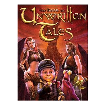 Gra PC The Book of Unwritten Tales: Digital Deluxe (klucz do pobrania)