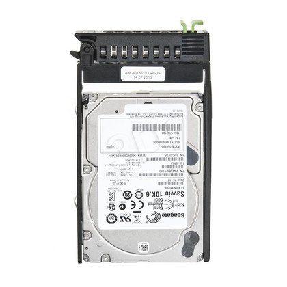 "FUJITSU DYSK HD SAS 6G 300GB 10K HOT PL 2.5"" EP for TX120S3 TX140 S1"