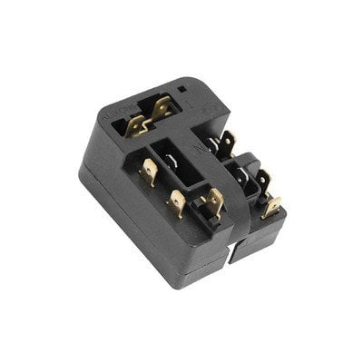 Zespół zabezpieczenia silnika PTC chłodziarki (2425393051)