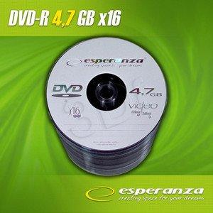 DVD-R Płytki
