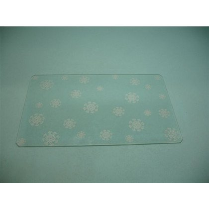 Półka szklana 46x28 cm (8014540)