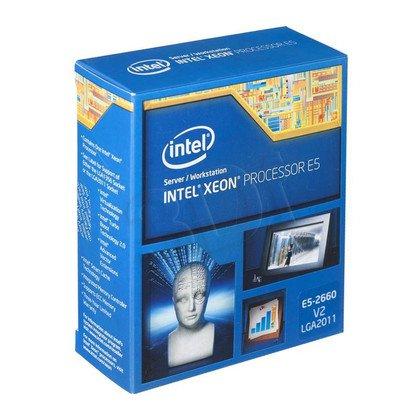 Procesor Intel Xeon E5-2660 v2 2200MHz 2011 Box