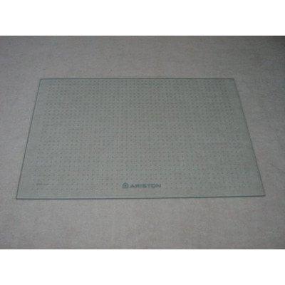 Półka szklana środkowa 478x328x4 (C00143044)