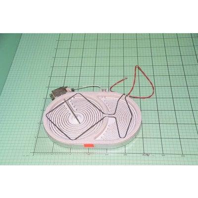 Płytka grzejna ceramiczna 170x265S 2400W 230V (8018898)