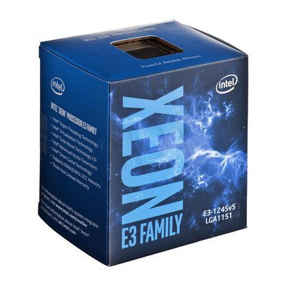 Procesor Intel Xeon E3-1245V5 3500MHz 1151 Box