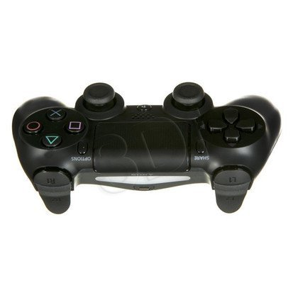 Kontroler bezprzewodowy DualShock 4 (czarny) do PS4