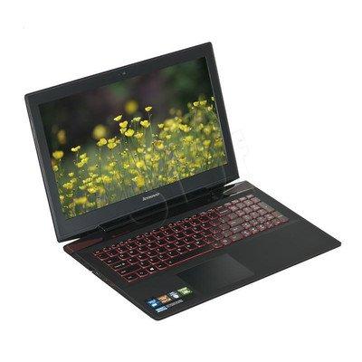"""LENOVO Y50-70 i5-4210H 4GB 15,6"""" FHD 1000+8GB HD4600 GTX 960M Win10 Czarny 59-445863 1Y"""