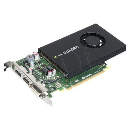FUJITSU Karta Graficzna NVIDIA Quadro K2200 4GB