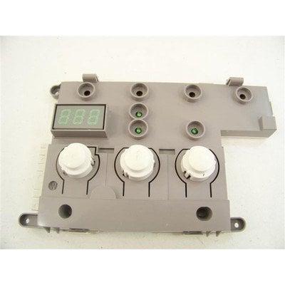 Moduł elektroniczny zmywarki wyświetlacza Whirlpool (481227658156)