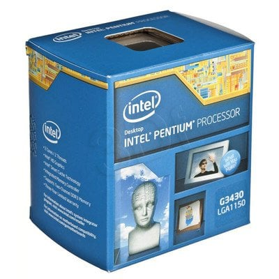 PROCESOR PENTIUM G3430 3.3GHz/3MB LGA1150 BOX