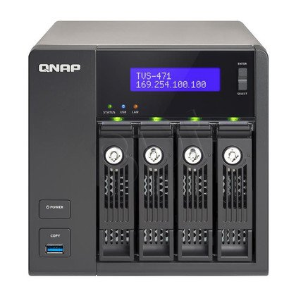 QNAP serwer NAS TVS-471 Tower