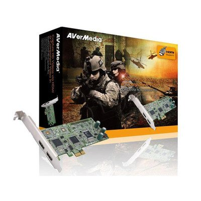 AVERMEDIA REJESTRATOR OBRAZU DARK CRYSTAL CAPTURE HD PRO
