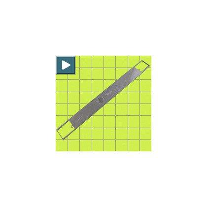 Panel sterowania chłodziarki z modułem szary Whirlpool (481246469212)