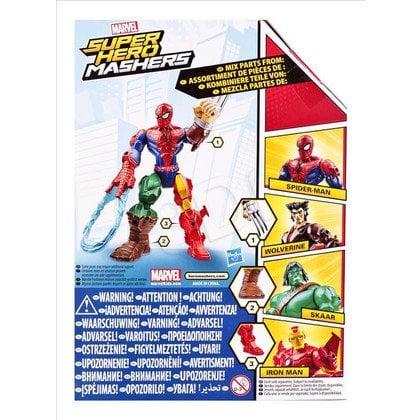 AVENGERS SUPER HERO MASHERS FIGURKA 15CM HASBRO A6825