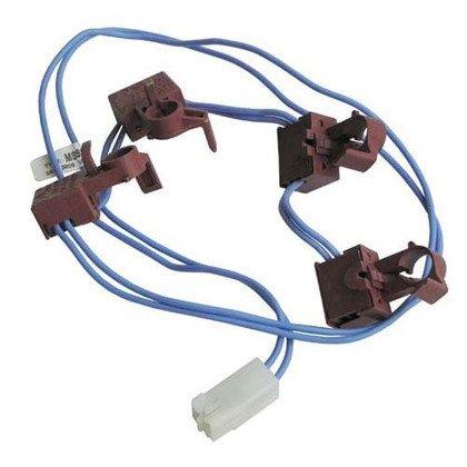 Komplet mikroprzełączników zapalacza Whirlpool (481227138495)