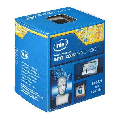 Procesor Intel Xeon E3-1271 v3 3600MHz 1150 Box