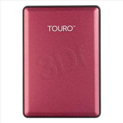 "HDD HGST Touro S RED 1TB 2,5"" 7200 USB 3.0,backup soft, aluminium"