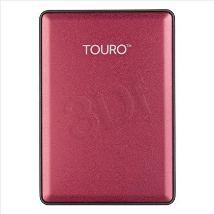 "HDD HGST Touro S RED 1TB 2,5"" 7200 USB 3.0,backup soft, aluminium"