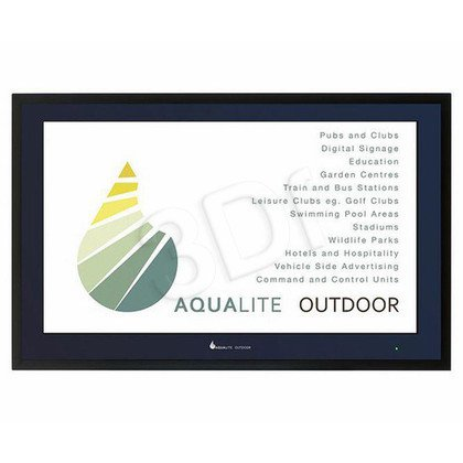 "MONIT. POGODOODPORNY LCD AQUALITE AQLH-55 55""/ LED"
