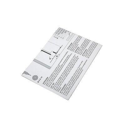 Szablon montażowy zintegrowanych drzwi zmywarki (1527494056)