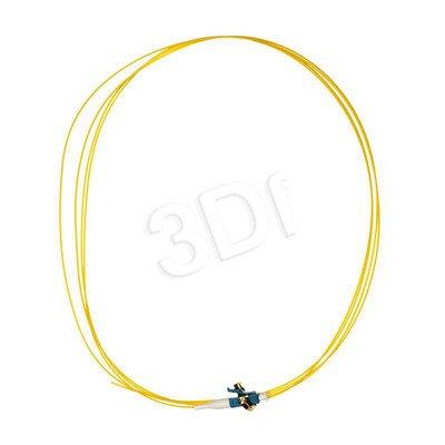 ALANTEC pigtail LSOH 2m SM 1J 9/125 wtyk LC żółty