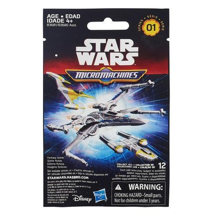 SW STAR WARS E7 MINI POJAZDY HASBRO B3680