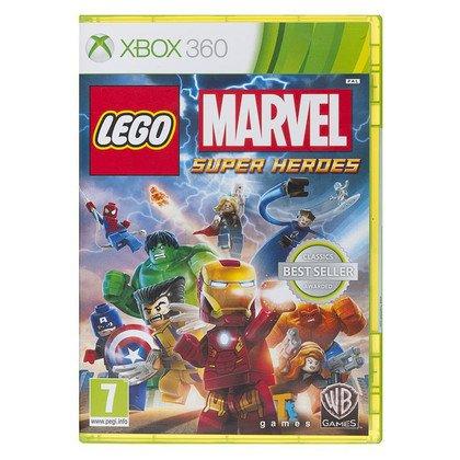 Gra Xbox 360 Lego Marvel Super Heroes Classics