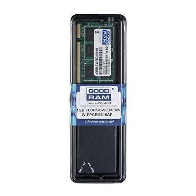 GOODRAM DED.NB W-FPCEM218AP 1GB 667MHz DDR2