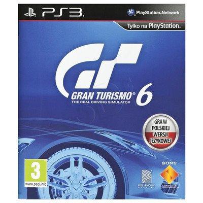 Gra PS3 Gran Turismo 6