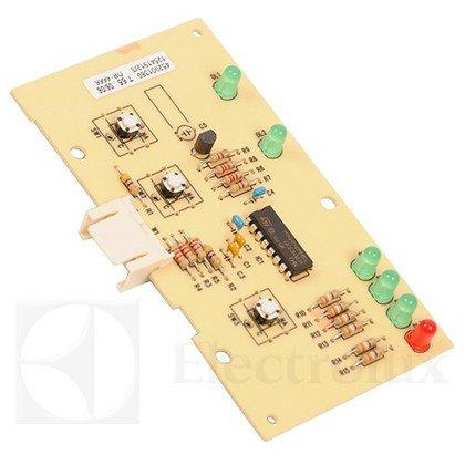 Elektronika do suszarek bębnowyc Układ elektroniczny wyświetlacza suszarki (1254191222)