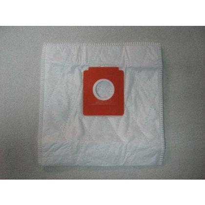 Worki Super Bag Zelmer XS01Z011 - 4 szt. (IZY1S)