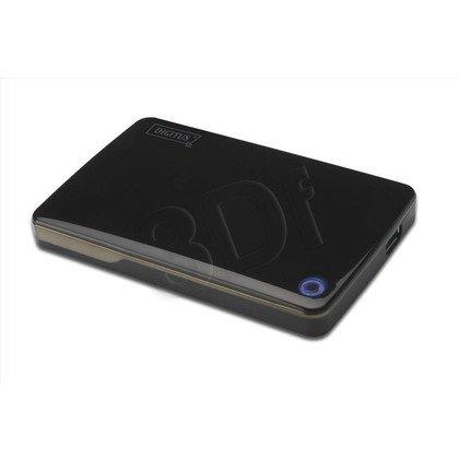 """DIGITUS OBUDOWA ZEWNĘTRZNA SSD/HDD 2.5"""" SATA DO USB3.0, CZARNA DA-71030"""
