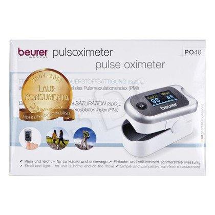 Pulsoksymetr BEURER PO 40