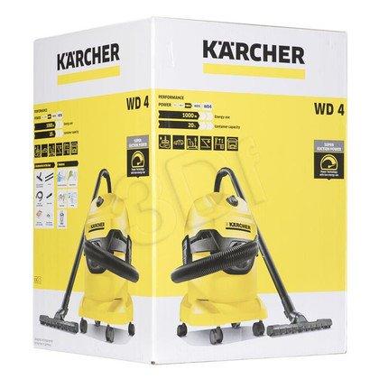 Odkurzacz przemysłowy Karcher WD 4 1.348-111.0