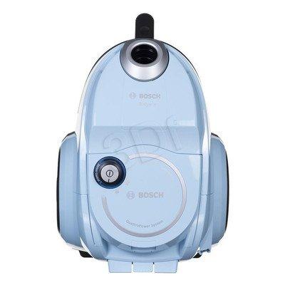 Odkurzacz Bosch Relyy'y BGS3200 (bezworkowy 800W aqua pastel)
