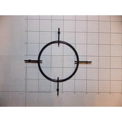 Ruszt okrągły palnika dużego (9035312)