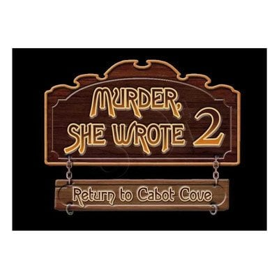 Gra PC Murder, She Wrote 2 (klucz do pobrania)