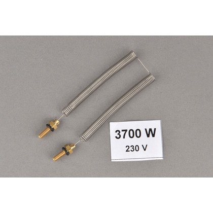 SPIRALA DAFI 3.7 KW N/T (DF022)