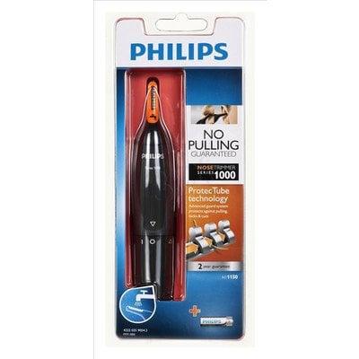 Trymer do nosa i uszu Philips NT1150/10 (Czarny)