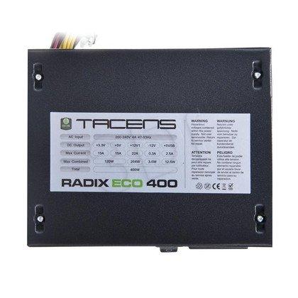 ZASILACZ TACENS RADIX ECO 400 SFX (400W) 85+