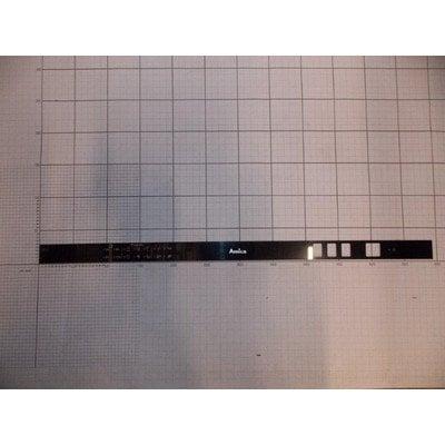 Maskownica panelu sterowania 1017807
