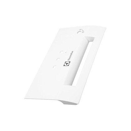 Biały uchwyt drzwi zamrażarki (2670032073)