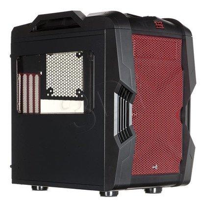 AEROCOOL STRIKE-X CUBE RED ITX/mATX USB3.0 (WYPRZ)