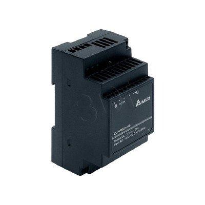 Zasilacz przemysłowy do montażu na szynie DIN DELTA DRC-24V30W1AZ (24V 30W) czarny