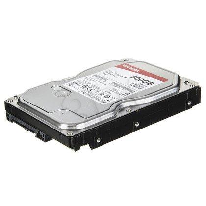 "Dysk HDD TOSHIBA P300 3,5"" 500GB SATA III 64MB 7200obr/min HDWD105EZSTA"