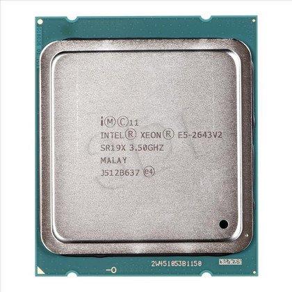 Procesor Intel Xeon E5-2643 v2 3500MHz 2011 Oem