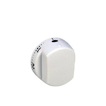 Pokrętło termostatu chłodziarki białe Whirlpool (481241078172)